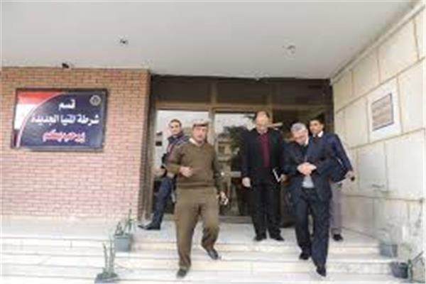 إحالة 19 موظف بابوقرقاص بالمنيا  للتحقيق للتقصير في أداء العمل