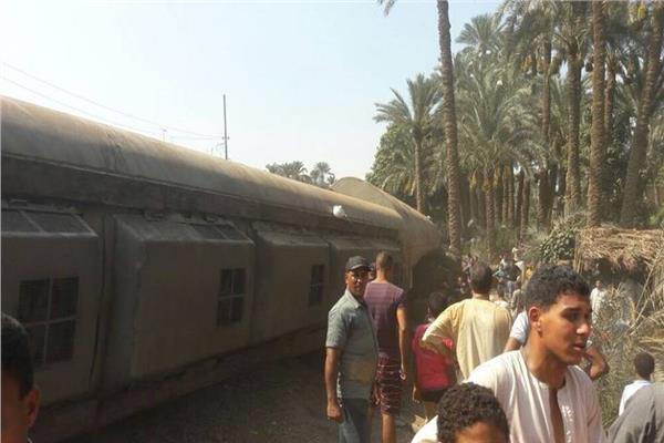 حادث قطار البدرشين