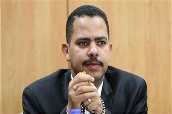 أشرف الشريف- رئيس حزب مستقبل وطن