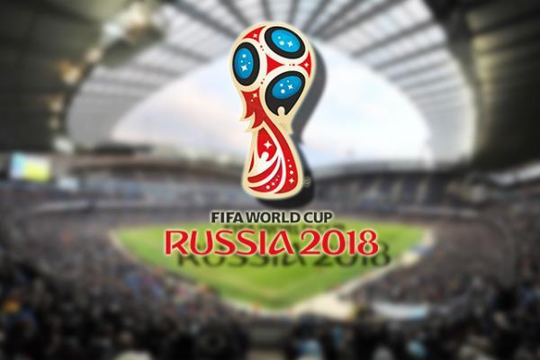 روسيا كأس العالم