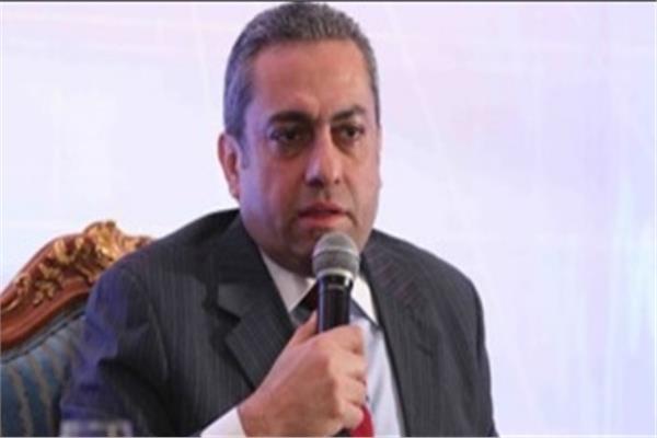 خالد عباس نائب وزير الإسكان لمتابعة المشروعات