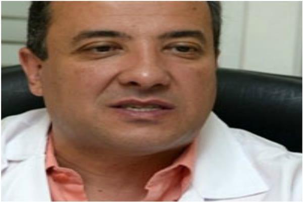 د.هشام الخياط أستاذ الكبد والجهاز الهضمي
