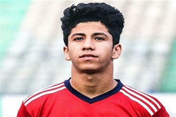 اللاعب عمار حمدي