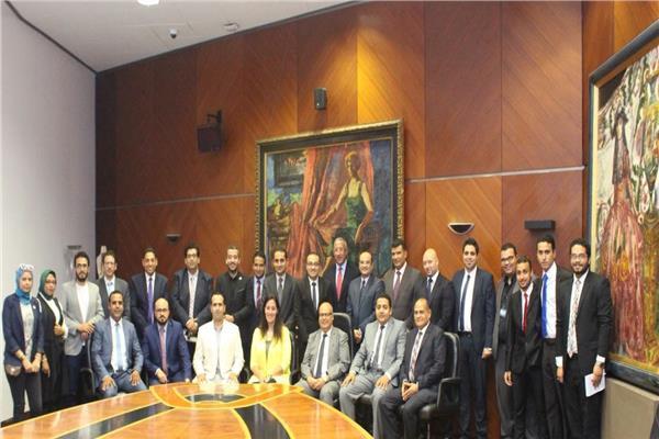 المعهد المصرفي ومكتبة الإسكندرية تطلقان مشروع محاكاة القطاعات الاقتصادية