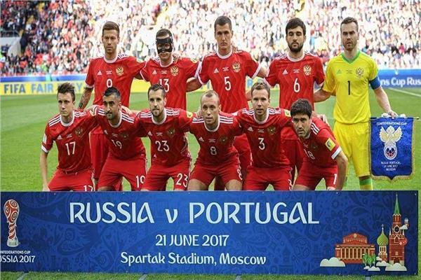 منتخب روسيا