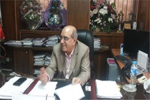 المهندس جمال عبدالرحيم رئيس الشركة المصرية لنقل الكهرباء