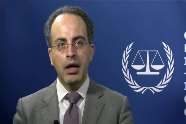 فادي العبد الله - المتحدث باسم المحكمة الجنائية الدولية