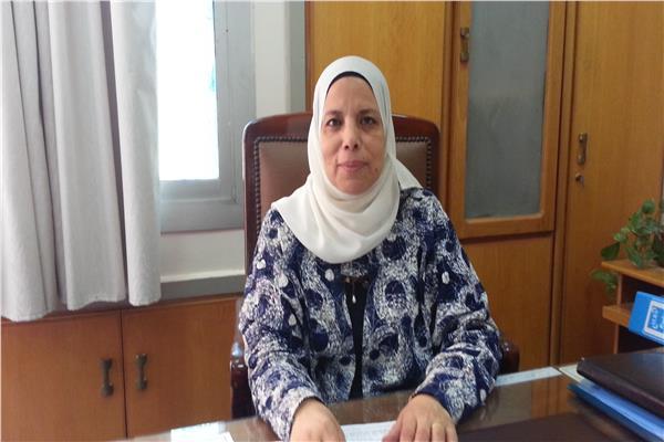 مها الشريف مدير عام شؤن التعليم