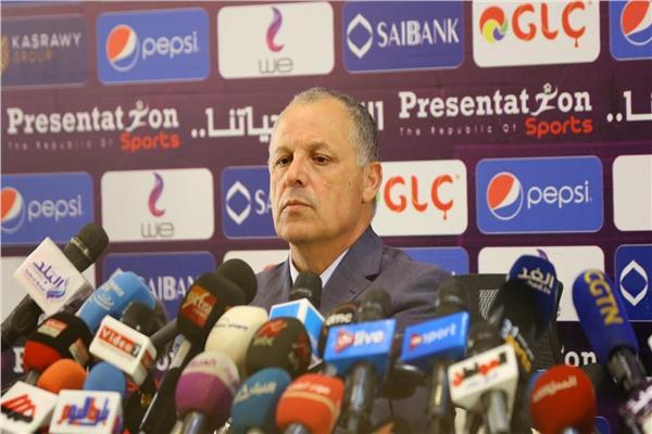 هاني أبو ريدة، رئيس اتحاد الكرة