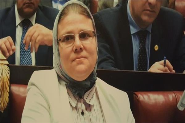 الدكتورة شيرين فراج عضو مجلس النواب