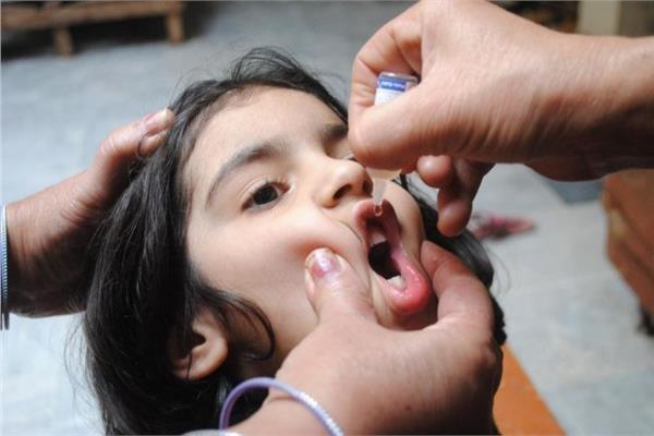 استمرار تنفيذ حملة التطعيم ضد شلل الأطفال بشمال سيناء