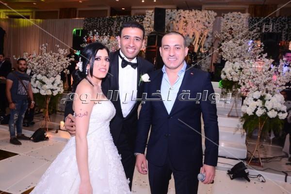 دياب مع العروسين