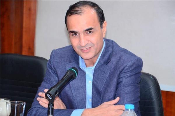 محمد البهنساوى رئيس تحرير بوابة أخبار اليوم