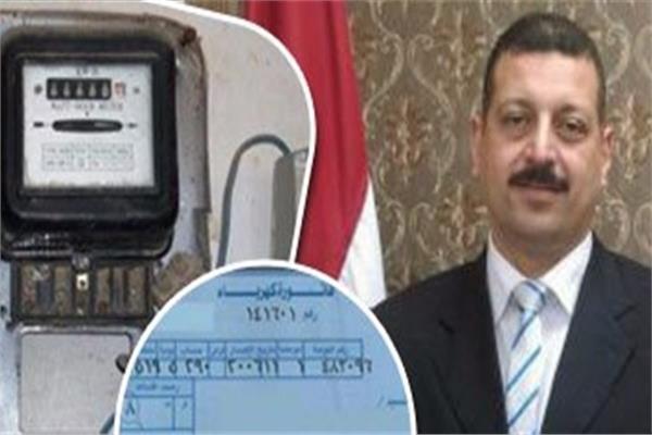 أيمن حمزة - المتحدث باسم وزارة الكهرباء