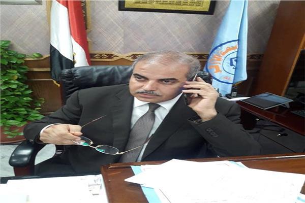 رئيس جامعة الأزهر د. محمد المحرصاوي