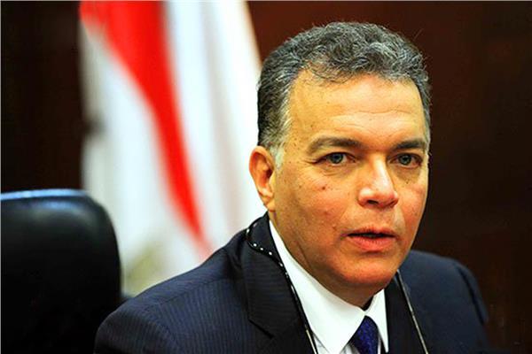 د.هشام عرفات وزير النقل