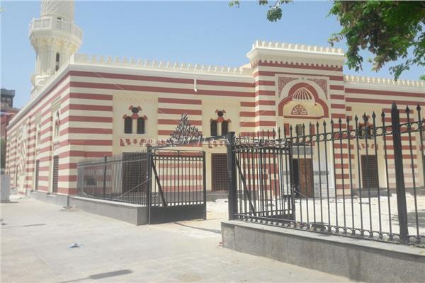 «جامع العباسي» ببورسعيد