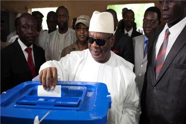 الانتخابات الرئاسية في مالي