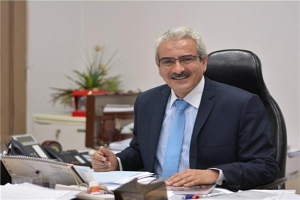 المهندس طارق السباعى نائب رئيس هيئة المجتمعات العمرانية