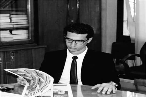 الشاعر عمر يوسف