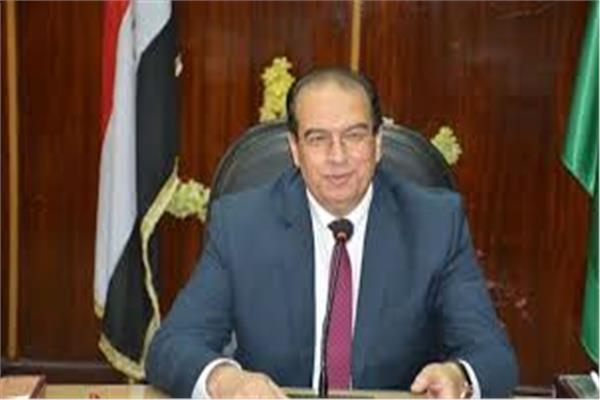الدكتور أحمد الشعراوي محافظ الدقهلية