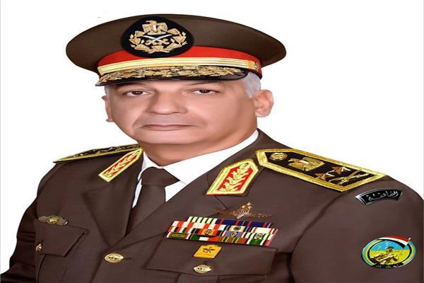 وزير الدفاع الفريق أول محمد زكي
