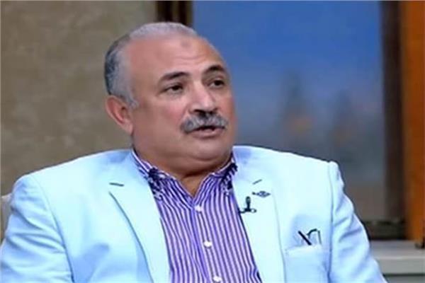 رئيس حي الهرم اللواء إبراهيم عبد العاطي