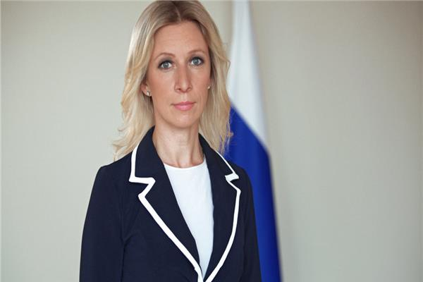ماريا زاخروفا