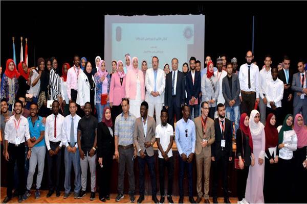 انطلاق فعاليات الملتقي الدولي الأول لطلاب كليات التمريض بجامعة طنطا