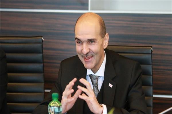 سفير جورجيا بالقاهرة