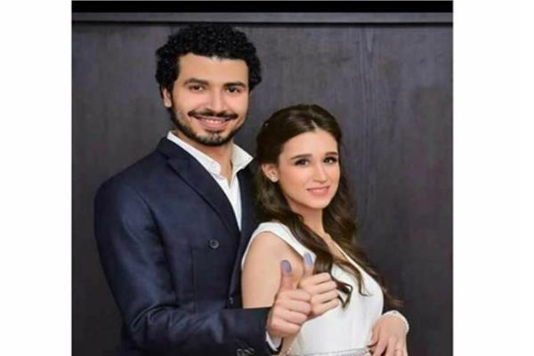محمد انور وزجته نوران