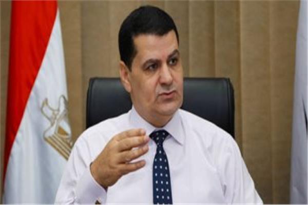 الدكتور راضي عبد المعطي رئيس جهاز حماية المستهلك