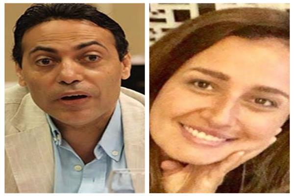 حلا شيحة و محمد الغيطي