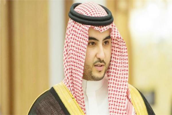 الأمير خالد بن سلمان سفير المملكة العربية السعودية لدى الولايات المتحدة