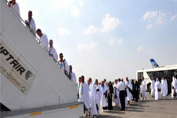 مصر للطيران تسير ٢١ رحلة لنقل ٤٤٨٠ حاجا غدا السبت