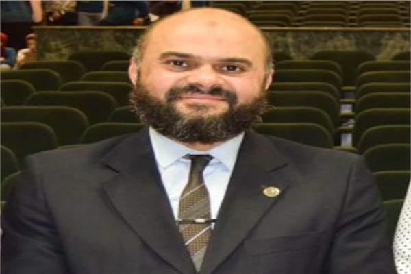 د. هيثم ميمون -  وكيل كلية الصيدلة في جامعة المنوفية