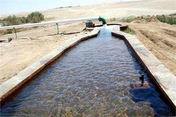 صورة لآبار المياه الجوفية بالوادي الجديد - أرشيفية