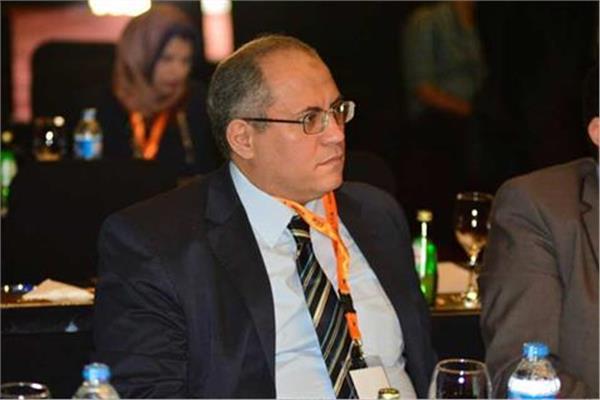 إبراهيم الزيات، نقيب أطباء الدقهلية