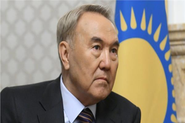 الرئيس الكازاخستاني نور سلطان نزرباييف