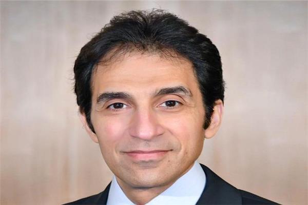 السفير بسام راضي - المتحدث باسم رئاسة الجمهورية