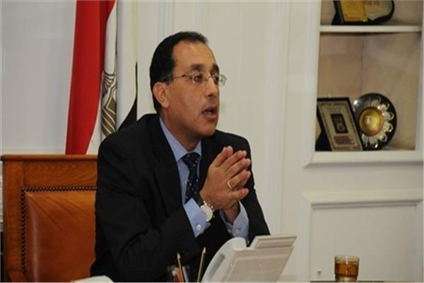 الدكتور مصطفى مدبولي رئيس مجلس الوزراء وزير الإسكان
