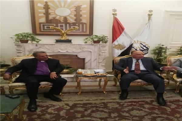 رئيس الإنجيلية لمحافظ القاهرة: مصر عصية على الكسر