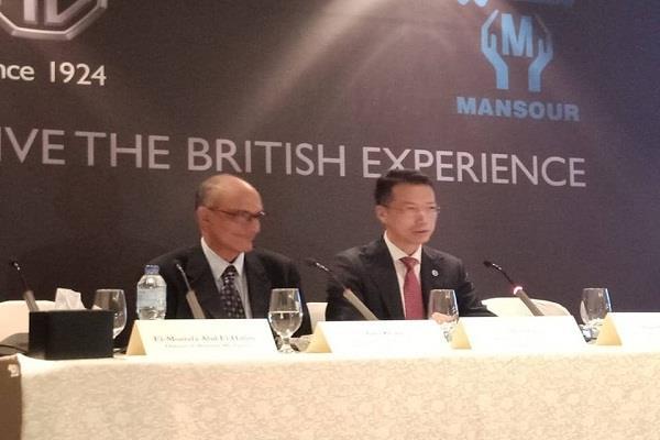 «منصور» تطرح 3 موديلات جديدة من MG