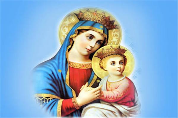 السيدة العذراء مريم