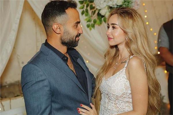 حفل خطوبة هنا الزاهد و أحمد فهمي