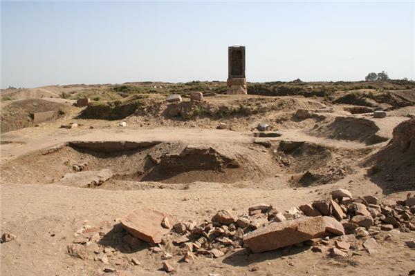 كعبة منديس كان يحج إليها المصريون القدماء