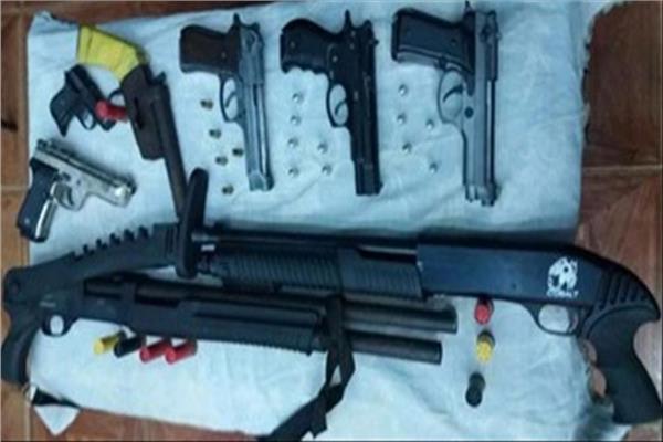 سقوط أخطر تاجر سلاح بالوراق