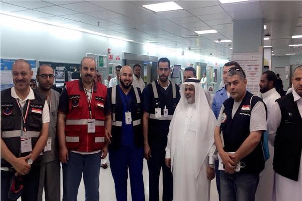 البعثة الطبية المصرية