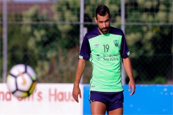 عبد الله السعيد لاعب الأهلي السعودي