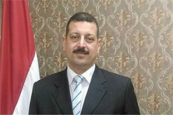 المتحدث الرسمي باسم وزارة الكهرباء والطاقة المتجددة أيمن حمزة